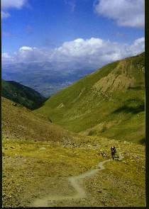Pyrenees High Route '99