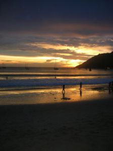 1st beach north of Patong